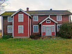 Vanha hirsitalo - Lundagård | sisustus perinnerakentaminen vintage | nettikauppa