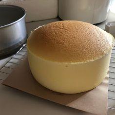 My Mind Patch: Japanese Velvety Cheesecake 日式轻乳酪蛋糕 Japanese Cotton Cheesecake, Japanese Cheesecake Recipes, Japanese Cheescake, Mug Recipes, Baking Recipes, Dessert Recipes, Mocha Roll Cake Recipe, Best Scone Recipe, Super Moist Chocolate Cake