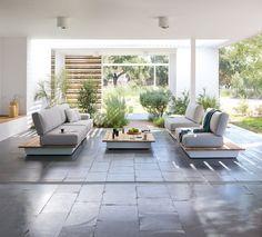 Liegestühle | Garten-lounge | Vis à Vis Lounger | Tribù. Check It ... Outdoor Lounge Vis A Vis