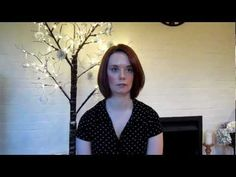 Sarah Scott - 3 years after her stroke with Broca's Aphasia - Christmas video (Nov. 2011)