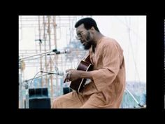 Richie Havens - Strawberry Fields Forever - Hey Jude - Woodstock 1969 - ...