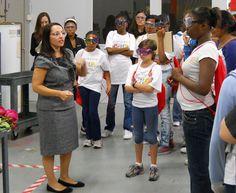 GADgET Camp (Girls Adventuring in Design Engineering & Technology)