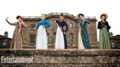 Get an exclusive first look at 'Pride and Prejudice and Zombies'   Inside Movies   EW.com
