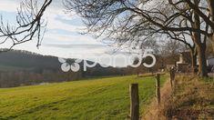 4k Highland nature reserve landscape Elm in Germany - Stock Footage | by Beckhusen