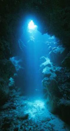 Undersea Cave