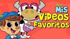 CANCIONES INFANTILES Las mejores canciones infantiles en un solo video: juguemos en el bosque, Pinocho, la vaca lechera, los pollitos dicen, arroz con leche,...