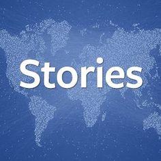 Facebook Stories: um site para compartilhar histórias #facebook #midiassociais #socialmedia  www.denisetonin.com.br