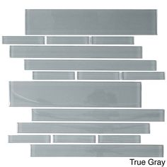 Cristezza Club Glass Tiles - Overstock™ Shopping - Big Discounts on Backsplash Tiles