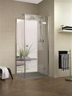 Bringt Ruhe Ins Bad U2013 Eine Moderne Duschrückwand Mit ZEN Motiv.