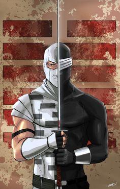 Storm Shadow, Snake Eyes, and the Arashikage clan