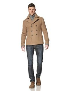 My favorite of the camel pea coats -- but not for ~$1,000! This ...