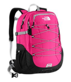 The North Face Women's Borealis Backpack North Face Women, The North Face, North Faces, North Face Outlet, Cute Backpacks For School, Back Bag, Hiking Gear, North Face Backpack, Travel Bags