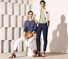 12 looks de oficina low cost para ir bien vestida sin gastar más de la cuenta esta primavera-verano 2014