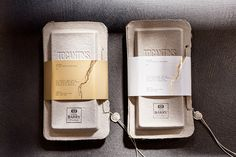 Cacao Barry Tocantins | The World's 50 Best14 packaging on Behance