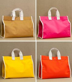 Utility Canvas bags