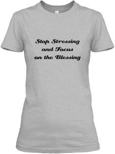 Have faith.   Teespring