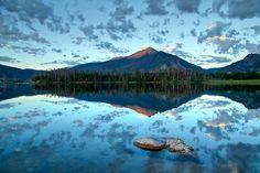 Lake Dillon, Frisco, Colorado. Photo by oakleydo. http://www.redbubble.com/people/oakleydo/works/5724961-lake-dillon-at-sunrise-frisco-summit-county-colorado