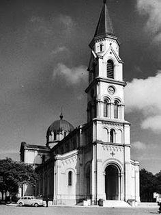 Antigo e Belo: Igreja Santa Cecília - São Paulo