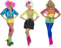 80 s fancy dress costumes with a difference.!