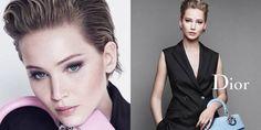 Jennifer Lawrence for Dior <3 http://www.cosmopolitan.co.uk/fashion/celebrity/news/a29723/jennifer-lawrence-dior-pictures/