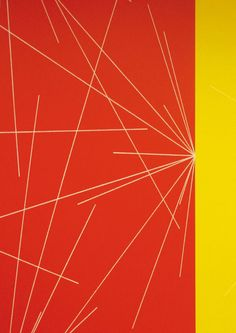 Sol LeWitt, Wall drawing #299 (detail), 1976. Collection Levi Strauss & Co, San Fransisco
