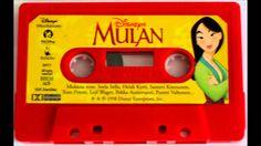 Disney Mulan Finnish read and listen story casette Musiikkisatu I loooved these! Nostalgia, Disney, Youtube, Vintage, Vintage Comics, Youtubers, Youtube Movies