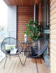 Roquetes'balcony