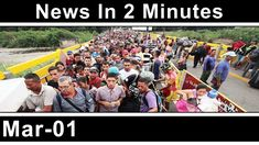 News In 2 Minutes - Diphtheria - Venezuelan Survival Evacuations - Hospi... https://youtu.be/CNIIPE9tdAE via @YouTube