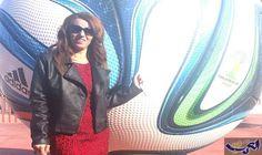 """حنان الشفاع تكسر قاعدة إعلام الرياضة للرجال…: تعد الإعلامية حنان الشفاع عن صحيفة """"المنعطف""""، من الكفاءات النسائية المغربية التي حاربت الصورة…"""