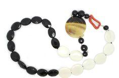 #necklace #jewelry Linea Horn - CL MARIU' 33