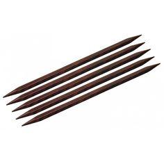Sukkapuikot Cubics 20cm KnitPro - 12e (koot 3,5mm - 8mm)