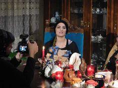 Regina magiei negre Morgana a filmat cu jurnaliștii ruși de la TVC Moscova Haiti, Portal, Top, Buenos Aires, Argentina