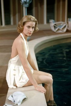 Grace Kelly's most glamorous moments captured in photos.