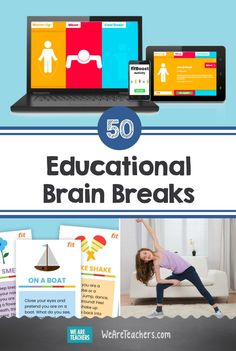 Quick, easy educational brain breaks that will help students re-energize, refocus, and give their brains a much-needed boost. Check out all of these fun activities now! Class Management, Classroom Management, My Future Career, Mental Break, Call And Response, Fun Brain, Classroom Behavior, Classroom Ideas, Too Cool For School