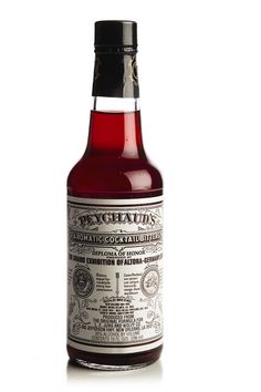 Peychaud's bitters have become essential to Big Easy-born tipples. It's still a key component in the Sazerac, as well as newer creations such as the Vieux Carré. Sweet and floral with hints of nutmeg and cinnamon, just a few dashes lend mixed drinks a warm herbal fragrance and flavor.