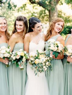 A Fall Garden Wedding Anchored in Southern Grace