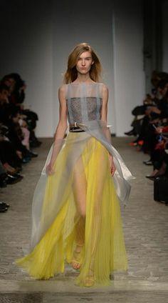 Demi-Couture: Vionnet - Primavera-Verão 2014 - Vogue Portugal