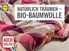 """Lidl: Bio-Baumwoll-Spezial mit Bettwäsche und mehr https://www.discountfan.de/artikel/klamotten_&_schuhe/lidl-bio-baumwoll-spezial-mit-bettwaesche-und-mehr.php Der Discounter Lidl startet ein neues Spezial zum Thema Bio-Baumwolle. Die Artikel sollen ohne Schadstoffe sein, sie seien außerdem ressourcenschonend hergestellt und bestünden aus """"vertrauenswürdigen Rohstoffen"""", so der Discounter. Lidl: Bio-Baumwoll-Spezial mit Bettwäsche und mehr (... #Bettwäsch"""
