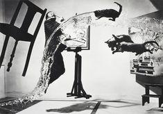 Philippe Halsman #PhilippeHalsman #fotografo