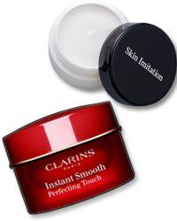 #clarins #instantsmooth #kissme #skinimitation #primer #pore #makeup #makeupclass #yoohwaitoptotoe 매끄러운 피부결을 위한 프라이머 !
