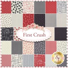 First Crush  Layer Cake by Sweetwater for Moda Fabrics