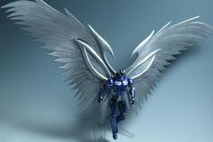 Archangel (Marvel Universe) Custom Action Figure