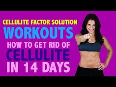 3 Simple Tricks To Get Rid Of Cellulite For Good – Female Fitness Advices