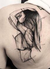 26 Black & Gray Great Tattoos by Bk_tattooer # designinteriores . - 26 Black & Gray Great Tattoos by Bk_tattooer # designinteriores - Sexy Tattoos, Unique Tattoos, Body Art Tattoos, Small Tattoos, Awesome Tattoos, Buddha Tattoos, Portrait Tattoos, Hand Tattoos, Tatoos