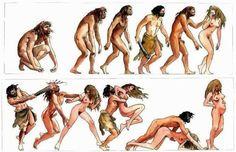 Breve Historia Humanidade Humor Imagem