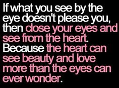 heart can see
