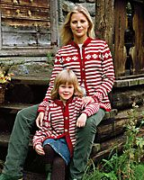 Fana from Dale of Norway Kids Kids Traditional Sweater Shop, Cardigans, Sweaters, Modern Retro, Knit Cardigan, Norway, Gloves, Pure Products, Traditional
