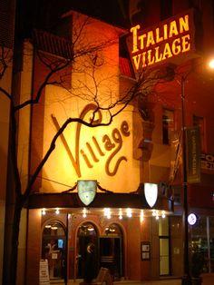 Italian Village - Chicago