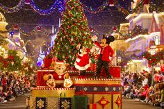 Mickey's Christmas. Sets the mood for the Christmas season