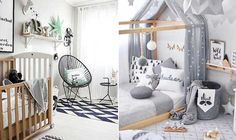 Inspiração: decoração para quarto infantil unissex